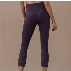 Lululemon anew tight 7/8 Leggings high waist 2